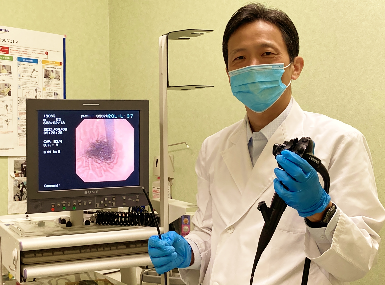 経鼻内視鏡検査でわかること